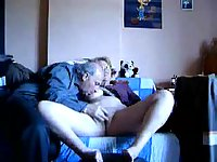 Mature couples in homemade porn