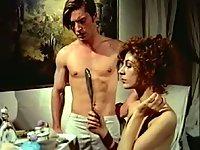 Stefania Casini nude In vintage scene