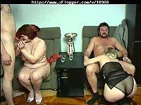 Russian Swingers Have Fun