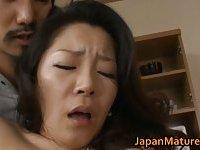 Ayane Asakura getting fingered