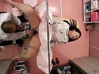 Gynecologist Orgasm Spycam 3