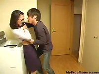 Mature Asian Chick Satisfaction