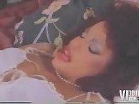 Vanessa Del Rio vintage porn scene