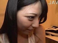 Japanese small tits licked