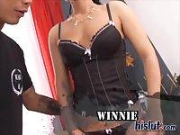 Winnie wants to fuck