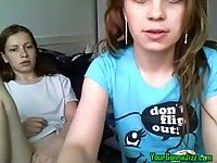 Ada and her friends webcam