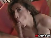 Latin MILF Getting Pounded