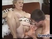 Fat And Busty Granny Fucking