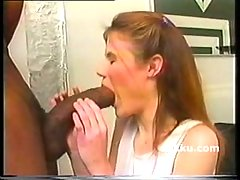 Megan Martinez takes thick black wang at besttubeclips.net