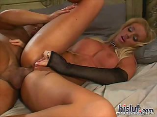 Cailey Taylor takes cock in ass