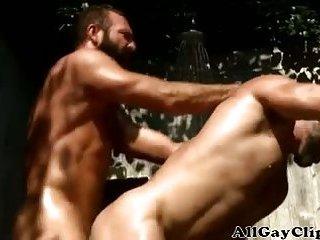 Shower Bop Gay Porn