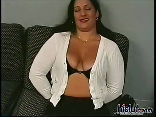 Malissa is giving a blowjob