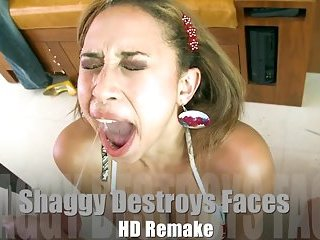 Shaggy Destroys Faces: HD Remake