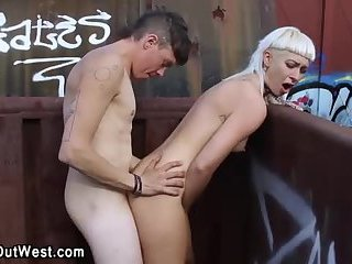 Sexy amatue aus drills