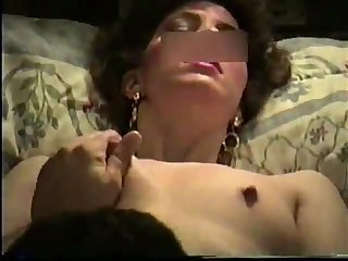 Hairy Wife made Homemade Sex Tape